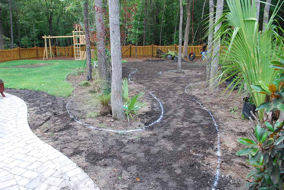 landscapers Charleston SC